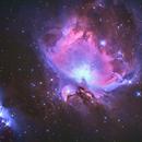 Nébuleuse d'Orion,                                Dimitri UMBREHT