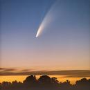 Comet C / 2020 F3 NEOWISE 13.07.2020,                                Łukasz Żak