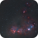 Small Magellanic Cloud - HaOIIIRGB,                                Simon