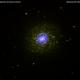 ngc3486 galassia nel leone minore                                       distanza 80 milioni  A.L.,                                Carlo Colombo