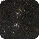 NGC869 Double Cluster,                                alistairmac