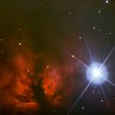 NGC 2024 - QHY5III485C,                                Akhet