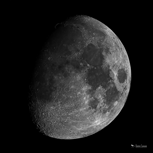Moon 9-19-2018,                                Damien Cannane