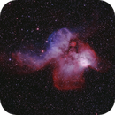 NGC2467 - Skull and Crossbones Nebula,                                Janco