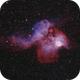 NGC2467 - Skull and Crossbones Nebula,                                Janco