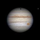 Jupiter and Ganymede,                                Mason Chen
