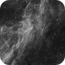 Ha Clouds in Cygnus near Omicron Cygnus,                                PVO