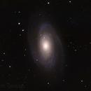 M81 Bode's Galaxy,                                Hata Sung
