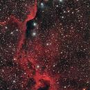 IC1396 (Elephant's Trunk nebula) 310814,                                Trevor Nicholls