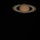 Saturn and Titan, June 25, 2014,                                Ofer Gabzo