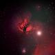 The Flame Nebula (NGC 2024),                                Jeffrey Horne