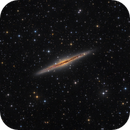 NGC891 - Outer limits - new version,                                Arnaud Peel
