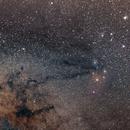 Scorpius and Milky Way,                                Christian Dahm