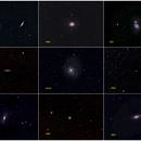 10 Messier Objects Associated with the Big Dipper,                                Kurt Zeppetello