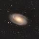 Bode's Galaxy,                                Tertsi