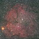 IC1396,                                Midnight