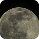 Almost Full Moon,                                Michael J. Mangieri
