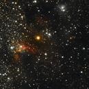 Cave Nebula region (Caldwell 9),                                Ray Blais