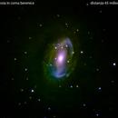 ngc4725  galassia in chioma berenice                             distanza  45 milioni  A.L.,                                Carlo Colombo