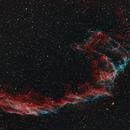 Eastern Veil Nebula,                                JustinWall