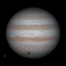 Jupiter & Kallisto 17.3.2016,                                Peter Haber