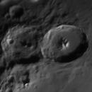 Theophillus - Cyrillus - Mädler - Beaumont craters,                                Euripides