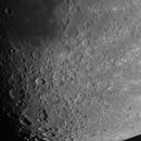 Moon terminator,                                Dominique Callant