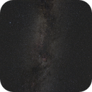 Milky way through Cygnus,                                Miroslav Horvat