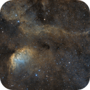 Tulip Nebula - SH2-101,                                Martin Palenik