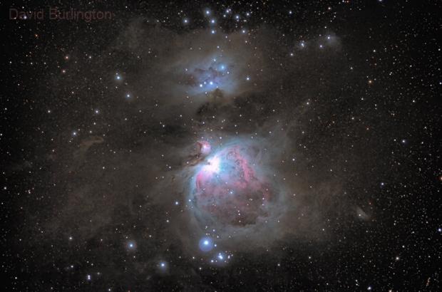 M42-Data Jerry Lodriguss,                                david burlington