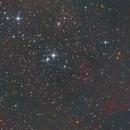 NGC 1153/ IC 1848,                                H.Chris