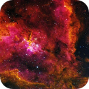 Heart Nebula in Red,                                Markus Eisenstöck