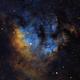 NGC7822 Hubble Palette,                                Chris