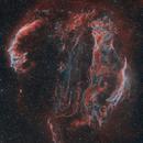 Veil Complex - Telescope.live,                                pfile