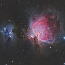 M 42 HDR Composition,                                Elmiko