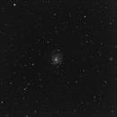 M101 H-Alpha,                                Haramir