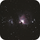 Orion Nebula, M42, and Running Man,                                astropical