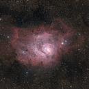 Lagoon Nebula (M8),                                Arnau Romaguera Camps