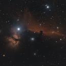 Horsehead nebula,                                Tom914