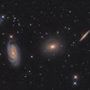 NGC5985 , NGC 5982, NGC 5981,                                noodle
