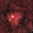 NGC 1491,                                Doug Lalla
