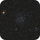 Diamonds and jewels - Messier 46,                                Delberson