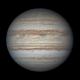 Jupiter on June 7, 2020,                                Chappel Astro