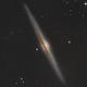 The Needle Galaxy (NGC 4565),                                Blake Berge