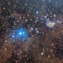 vdB 48 & Friends around Orion's Belt,                                PJ Mahany