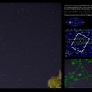 Nebulosa de Orion + Satélites,                                heriton