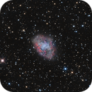 M1 The Crab Nebula,                                Aaron