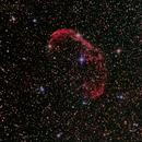 CRESCENT NEBULA NGC6888,                                andyo