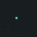 The Blue Snowball Nebula - NGC 7662,                                Corey Rueckheim