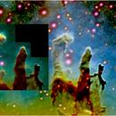 Pilares de la creacion Hubble Vs MN190,                                Toni Mancera